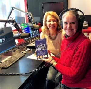 Carla Bass Radio Interview 96.7